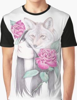 Wild Roses Graphic T-Shirt