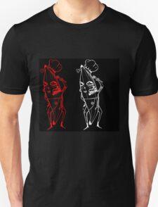 Cannibal bananas Unisex T-Shirt