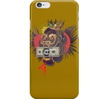 Red Panty Night - Conor McGregor (gold) iPhone Case/Skin