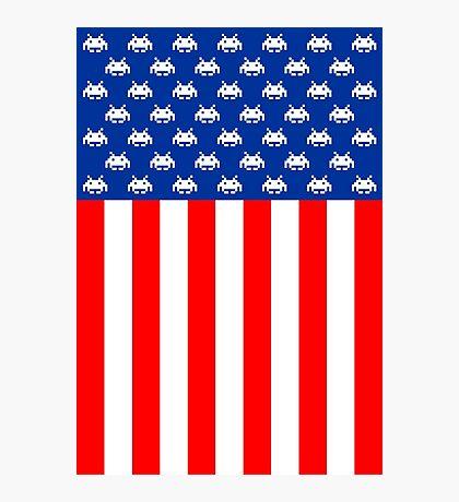 USA : UNITED STATE OF ARCADE Photographic Print