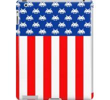 USA : UNITED STATE OF ARCADE iPad Case/Skin