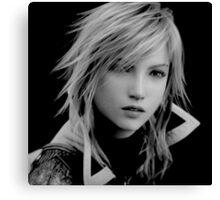 Lightning Farron    Final Fantasy XIII Canvas Print
