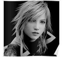 Lightning Farron    Final Fantasy XIII Poster
