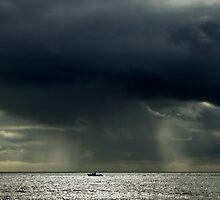Seascape by Ian Maclellan