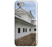 Building at Himeji Castle, Japan iPhone Case/Skin