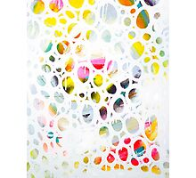 Contemporary thought abstract Photographic Print