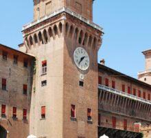 Castle Estense Sticker