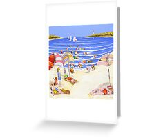 The Inlet Greeting Card
