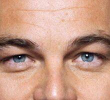 Leo's Face Sticker