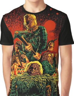 SCARRY NIGHT Graphic T-Shirt