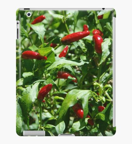 Hot Chilli! iPad Case/Skin