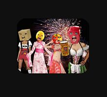 Big Head Firework Girls Hoodie