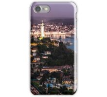 lighthouse in the evening iPhone Case/Skin