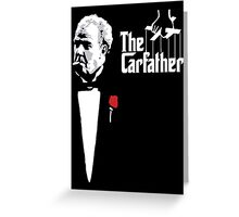 clarkson jeremy car father Greeting Card