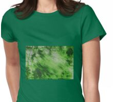 Green Pond Womens Fitted T-Shirt