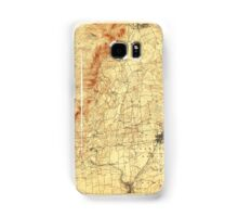 New York NY Saratoga 148429 1902 62500 Samsung Galaxy Case/Skin