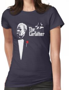 clarkson jeremy car father Womens Fitted T-Shirt