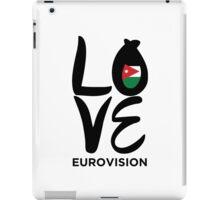 LOVE Eurovision [Jordan] iPad Case/Skin