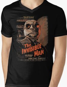 VINTAGE MOVIE POSTER Mens V-Neck T-Shirt