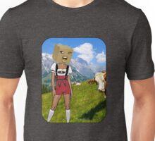 Bavarian Box Head Girl Unisex T-Shirt