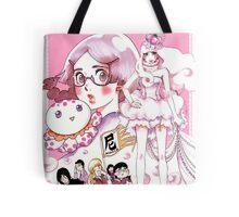 Kuragehime - Princess and the Jellyfish Tote Bag