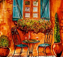 Afternoon Delight by Denise Martin