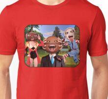 American Sports Big Heads Unisex T-Shirt