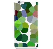 Large Green Pollen iPhone Case/Skin