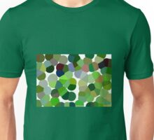 Large Green Pollen Unisex T-Shirt