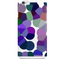 Large Purple Pollen iPhone Case/Skin