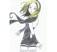 Kat of Gravity Rush  Photographic Print