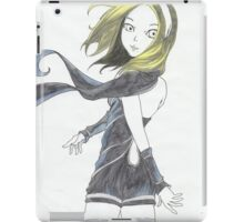 Kat of Gravity Rush  iPad Case/Skin