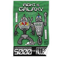 Fight of the Galaxy Poster