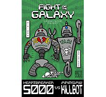 Fight of the Galaxy Photographic Print