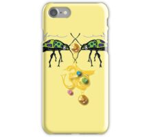 Aum Jewel Bugs (2008) iPhone Case/Skin