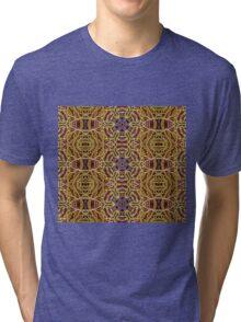 Light Kaleidoscope Bright Tri-blend T-Shirt