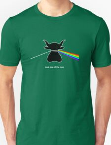 Dark Side of the Moo - T shirt Unisex T-Shirt
