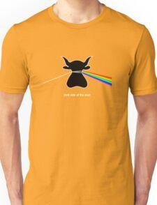 Dark Side of the Moo - T shirt Unisex T-Shirt