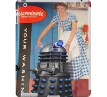 Exterminate .... your washing iPad Case/Skin