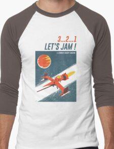Let's Jam - Cowboy Bebop Men's Baseball ¾ T-Shirt