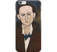 Amedeo Modigliani - Elena Povolozky 1917 Woman Portrait Fashion  iPhone Case/Skin