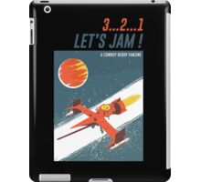 Let's Jam - Cowboy Bebop iPad Case/Skin