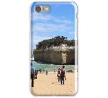 Loch Ard Gorge, Victoria (Australia) iPhone Case/Skin