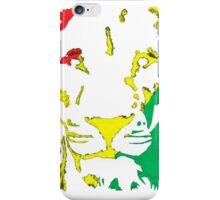 Rasta Lion iPhone Case/Skin