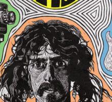 Tribute to Frank Zappa Sticker