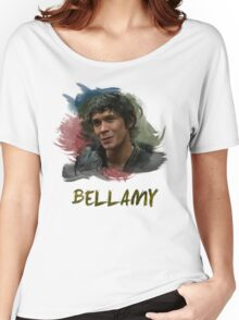 Bellamy - The 100 Women's Relaxed Fit T-Shirt