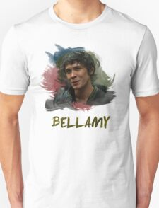 Bellamy - The 100 T-Shirt