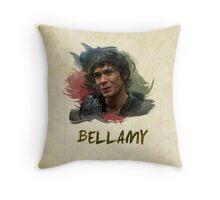Bellamy - The 100 Throw Pillow
