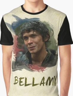 Bellamy - The 100 Graphic T-Shirt