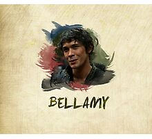 Bellamy - The 100 Photographic Print